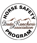 Dude Ranchers Association Horse Safety Certified