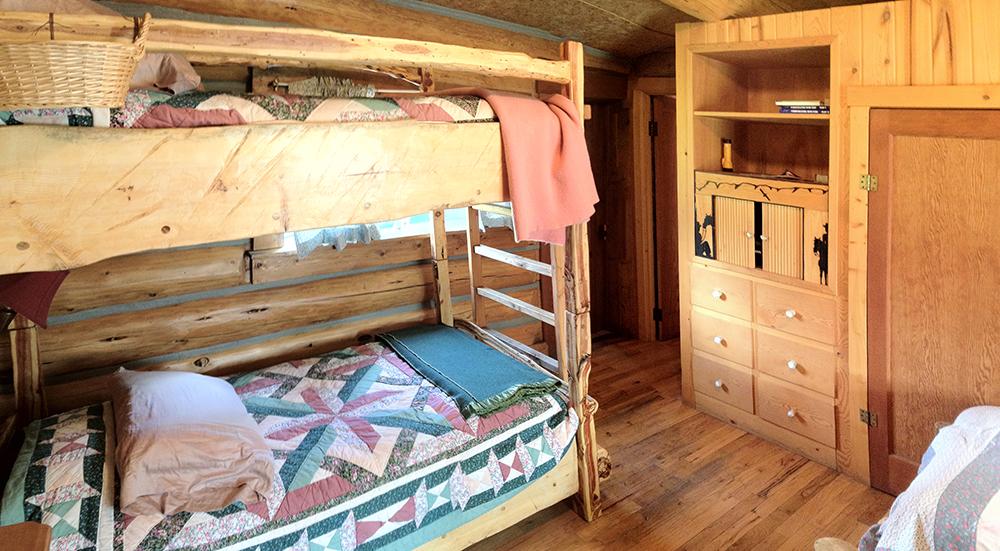 Antler Bed One